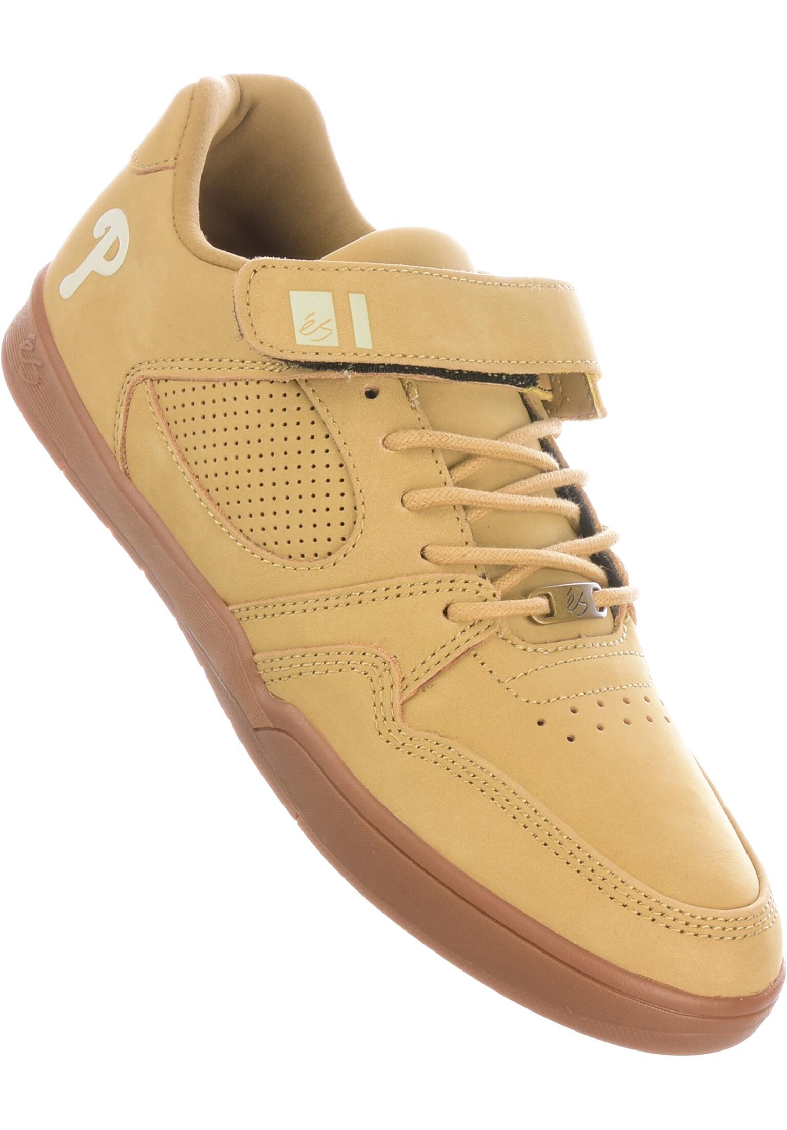 Accel Slim Plus ES All Shoes in tan-gum