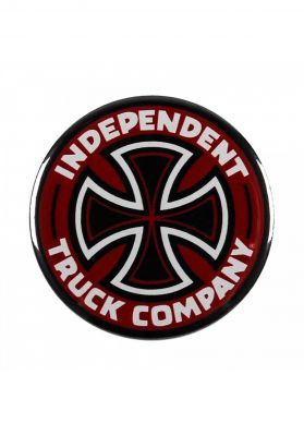 Independent Colored Truck Co Pin
