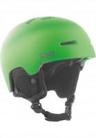 TSG Snowboardhelme Arctic Nipper Maxi Solid Color satin lime green Vorderansicht