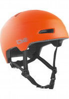 TSG-Helme-Status-Solid-Color-satin-orange-Vorderansicht