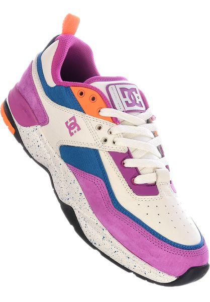 DC Shoes Alle Schuhe E.Tribeka LE violet-fire vorderansicht 0604568