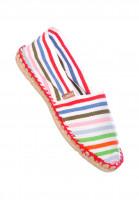 Espadrij Alle Schuhe Classic multicolor Vorderansicht