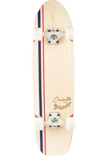 Cruisette Skate Co. Cruiser komplett Brigitte natural vorderansicht 0252614