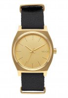 Nixon Hüte The Time Teller gold-black Vorderansicht