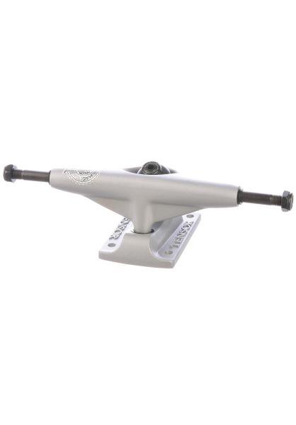Tensor Achsen 5.25 Low Mag Light silver vorderansicht 0123266
