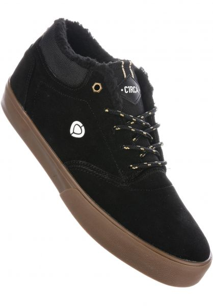 C1RCA Alle Schuhe Lakota SE black-gum-sherpa Vorderansicht