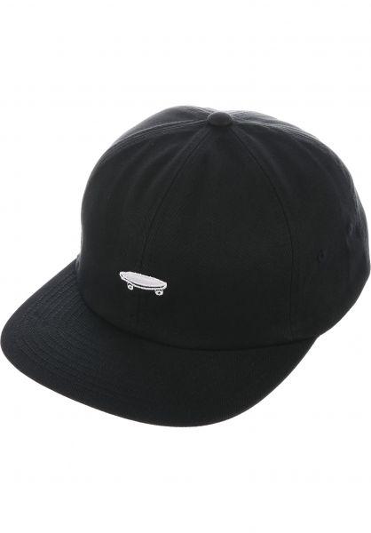 Vans Caps Salton II black Vorderansicht