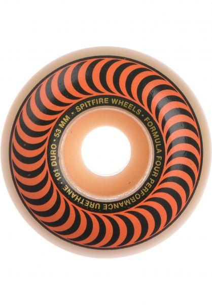 Spitfire Rollen Formula Four Classics 101A orange vorderansicht 0134510