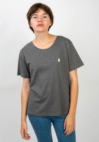 Forvert T-Shirts Faro greymelange vorderansicht 0399447