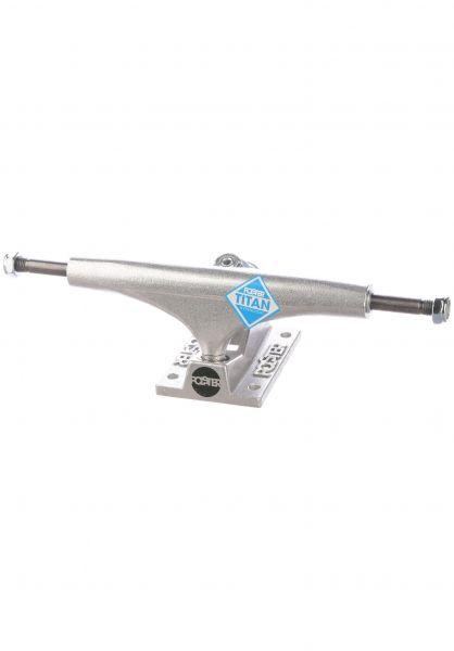 Polster Achsen 5.85 Titan polishraw-polishraw vorderansicht 0123268