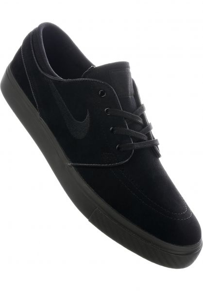 check out 67ba6 ed02e Nike SB Alle Schuhe Zoom Stefan Janoski black-sequoia vorderansicht 0602148