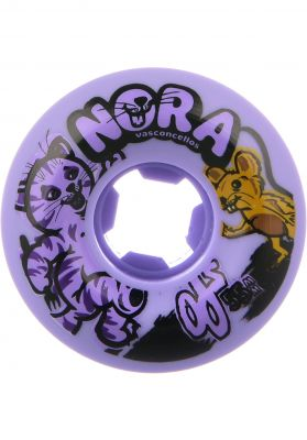 OJ Wheels Nora Cat and Mouse Insaneathane Universals 101a