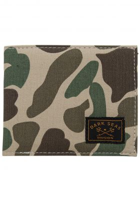 Dark Seas Camp Pendleton Bi-Fold Wallet