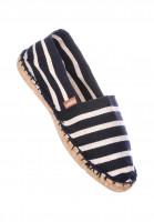 Espadrij Alle Schuhe Classic marine-ecru Vorderansicht