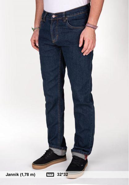 TITUS Jeans Tube Fit rawblue-denim vorderansicht 0540535