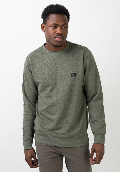Billabong Sweatshirts und Pullover All Day darkmilitary vorderansicht 0422310