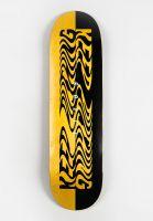 titus-skateboard-decks-keep-pushing-yellow-vorderansicht-0263525