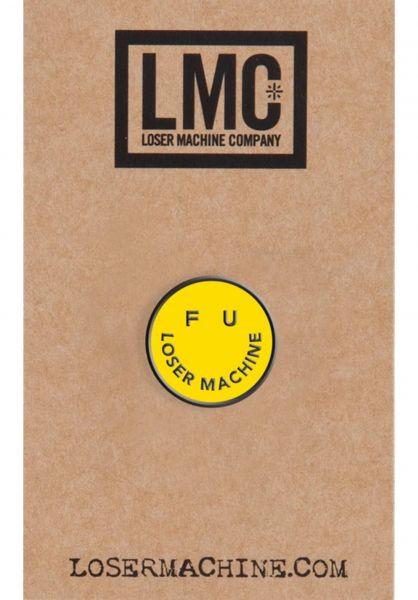 Loser-Machine Verschiedenes Smile Pin yellow vorderansicht 0972393