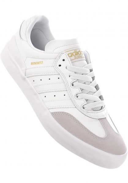 best authentic c4378 66520 coupon for adidas skateboarding alle schuhe busenitz vulc rx crystalwhite  white vorderansicht dc65b c02f9