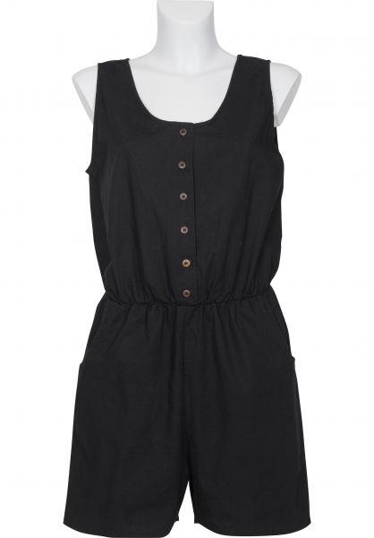 Forvert Jumpsuits Othilie black Vorderansicht