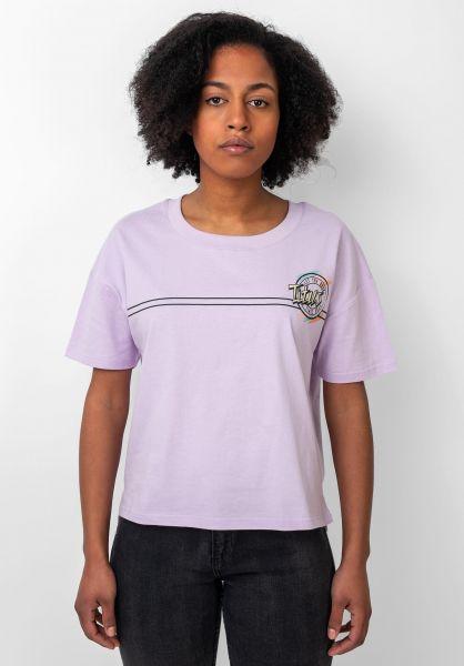 TITUS T-Shirts Mira lightlavender vorderansicht 0383193