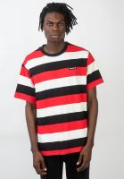 element-t-shirts-primo-striped-firered-vorderansicht-0320503