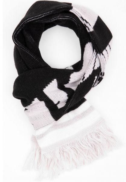 Levi's® Schals Slanted Levi's Logo black Vorderansicht 0143218