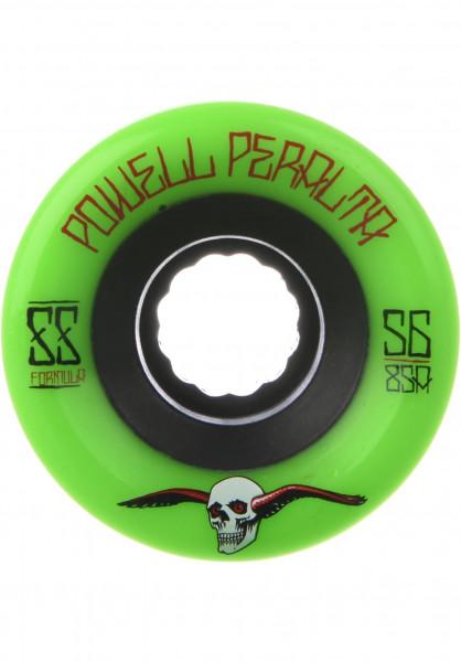 Powell-Peralta Rollen SSF G-Slides 85A green Vorderansicht