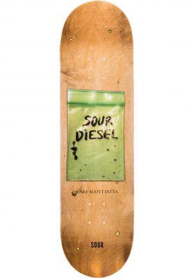 Sour Skateboards Josef Sour Diesel
