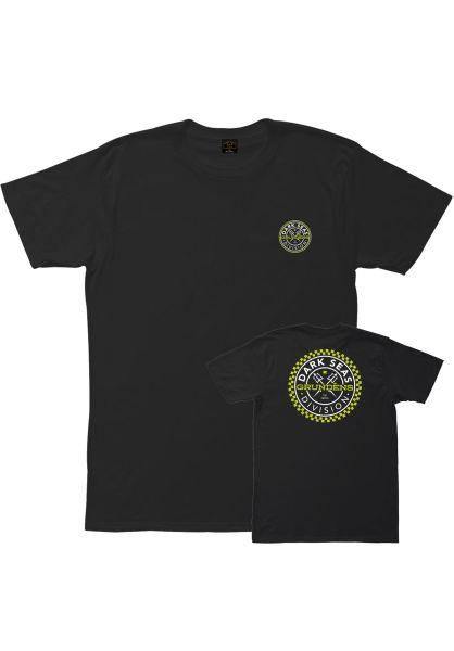 Dark Seas T-Shirts x Grundens Record Holder black vorderansicht 0383308