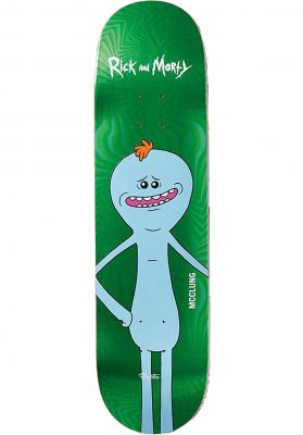 Primitive Skateboards McClung Mr. Meeseeks