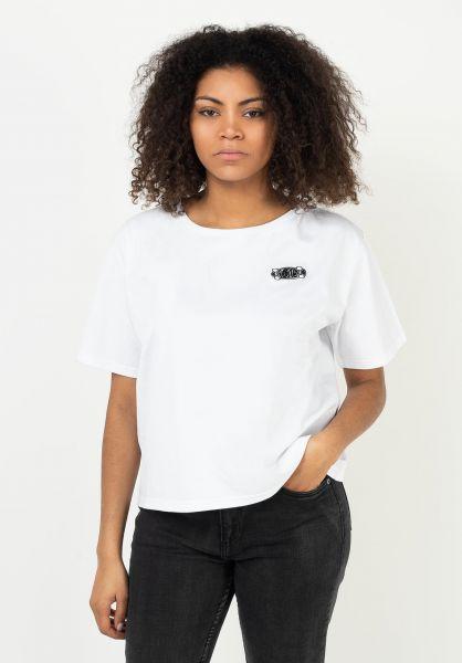 TITUS T-Shirts Cruiser white vorderansicht 0321949