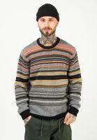 carhartt-wip-strickpullover-gordon-sweater-gordonstripe-darkgreyheather-vorderansicht-0144139