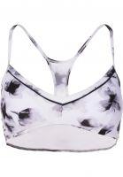 RVCA-Beachwear-Fading-Petals-Bral-white-Vorderansicht
