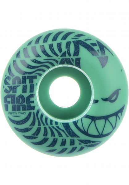 Spitfire Rollen Low Downs PP 99A turquoise vorderansicht 0134464