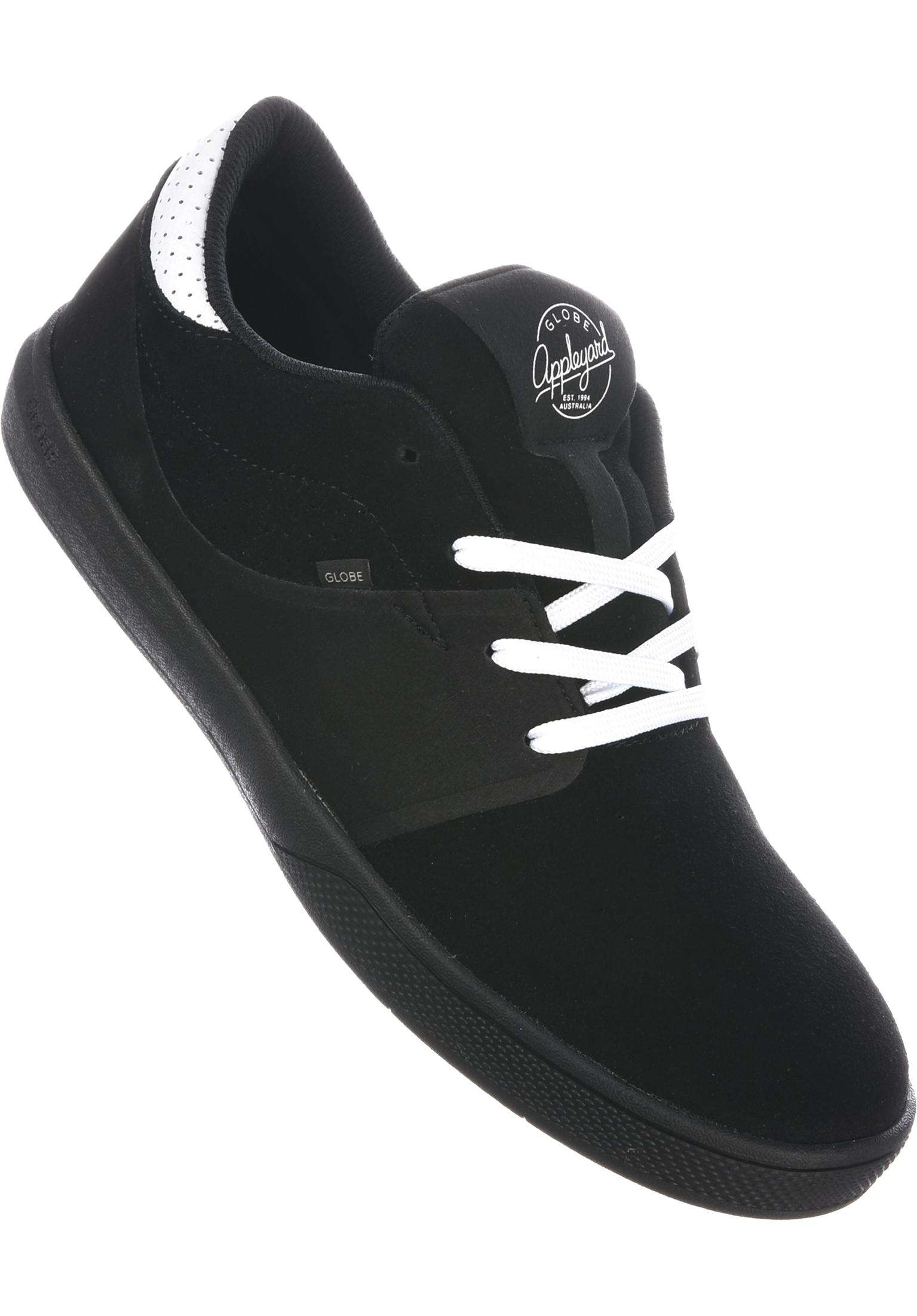 Mahalo SG Globe Alle Schuhe Schuhe Schuhe in schwarz gum für Herren   Titus a818a1