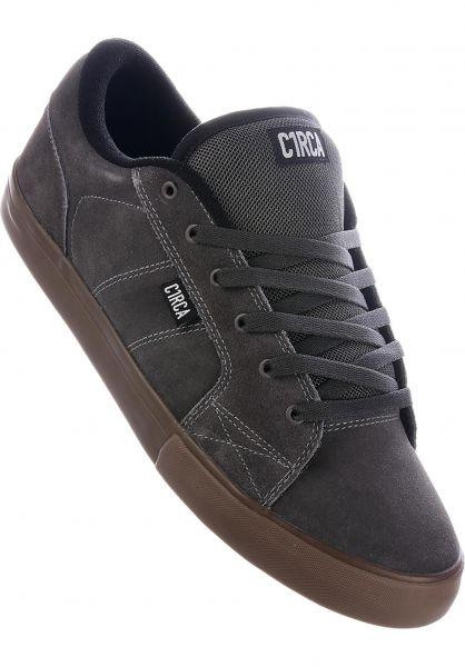 C1RCA Alle Schuhe Cero gunmetal-gum vorderansicht 0604268