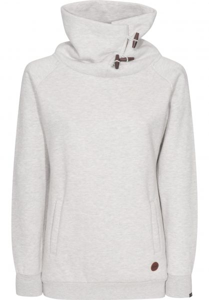 Forvert Sweatshirts und Pullover Rodeck lightgrey Vorderansicht