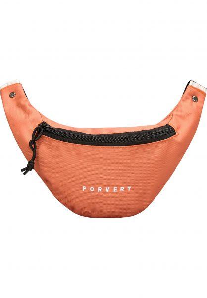 Forvert Hip-Bags Leon coral vorderansicht 0169001
