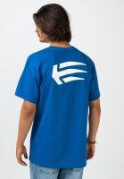 etnies-t-shirts-joslin-royal-vorderansicht-0321219