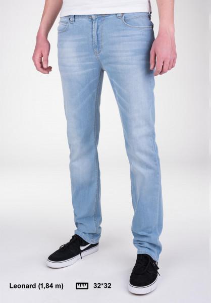 Reell Jeans Skin 2 lightbluewash Vorderansicht