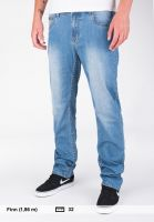 TITUS-Jeans-Tube-Fit-lightblue-Vorderansicht