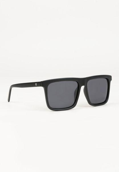 CHPO Sonnenbrillen Bruce black-black vorderansicht 0590653