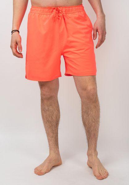 Carhartt WIP Beachwear Aran Swin Trunk popcoral vorderansicht 0205366