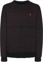 TITUS Sweatshirts und Pullover Phillip burgundy-pattern Vorderansicht
