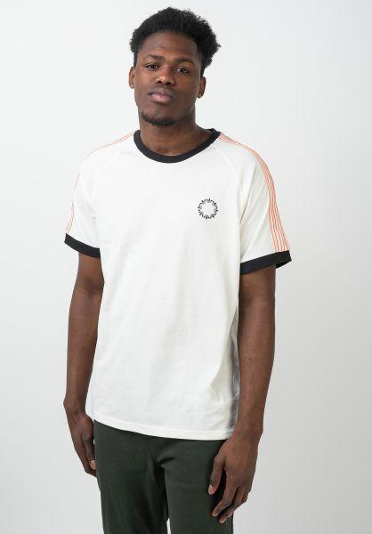 adidas-skateboarding T-Shirts Club Jersey offwhite vorderansicht 0321613