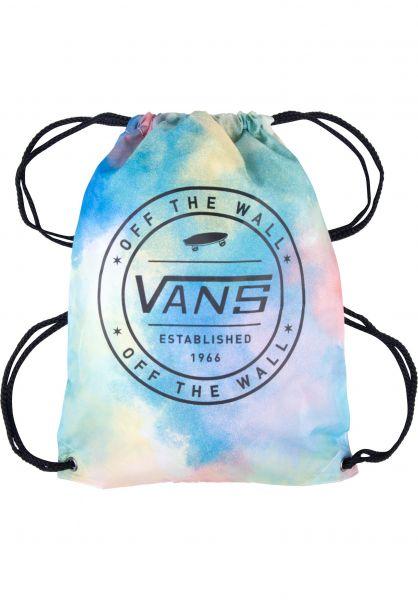 Vans Taschen Benched tiedye Vorderansicht