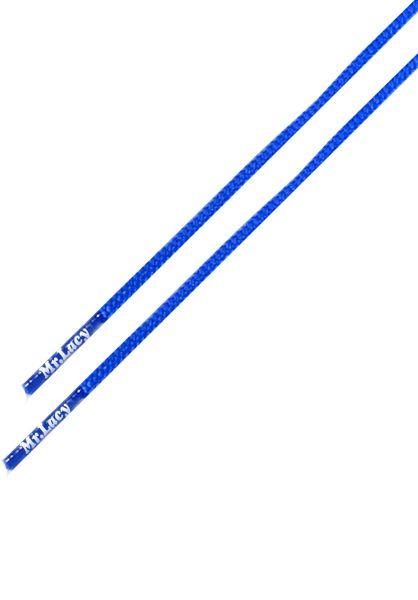 Mr. Lacy Schnürsenkel Runnies Round royal-blue vorderansicht 0640032