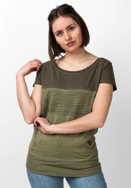 alife and kickin T-Shirts Clea dust vorderansicht 0320757