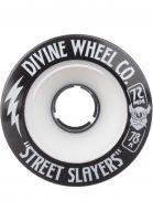 Divine Rollen Street Slayers III 78A white Vorderansicht